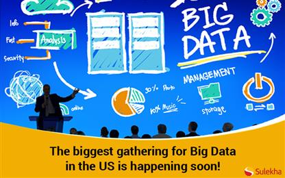 Sixth Edition of Big Data Day LA 2018 - Register Now! | Sulekha Tech Pulse